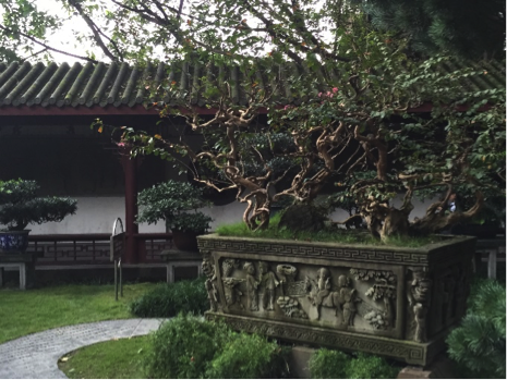 Parque del Pueblo, Chengdu